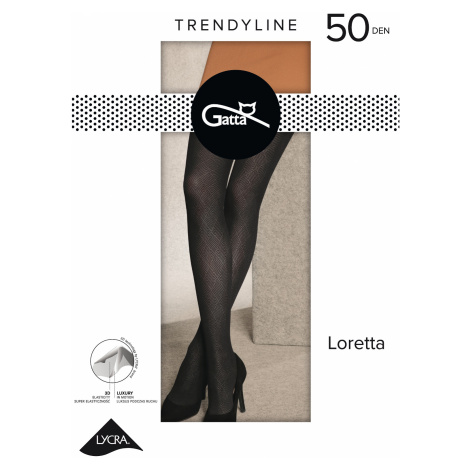 Dámské punčochové kalhoty Gatta Loretta vz.126 50 den