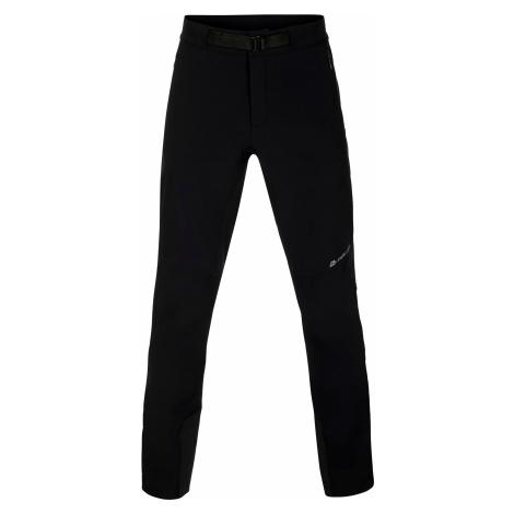 Pánské softshellové kalhoty Alpine Pro ROHAN - černá