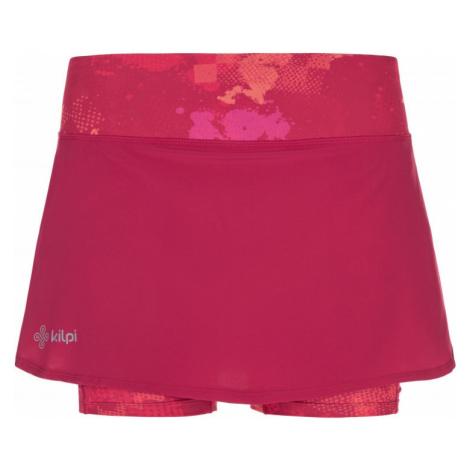 Dámská běžecká sukně KILPI TITICACA-W růžová