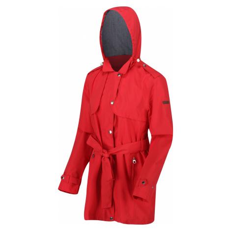 Dámský kabát Regatta GARBO červená