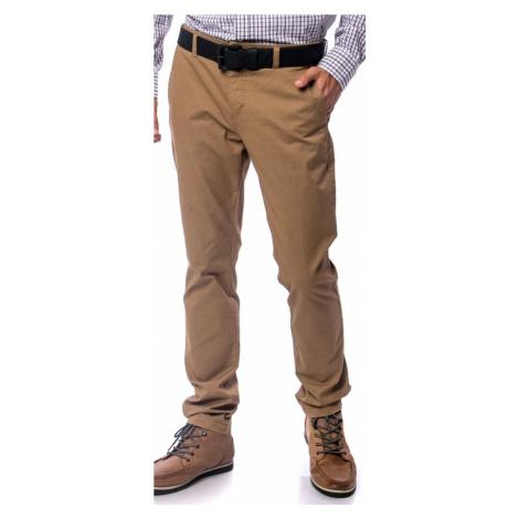 Kalhoty Heavy Tools Fellini khaki