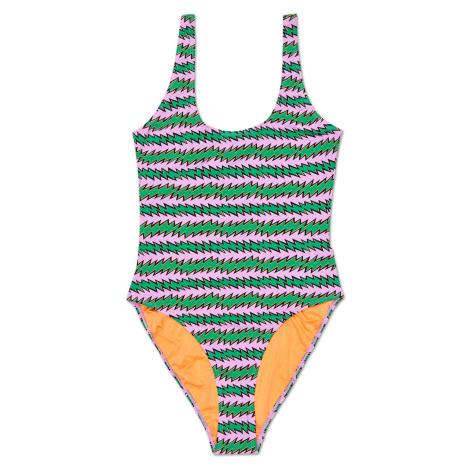Rock´n Roll Stripe Swimsuit Happy Socks