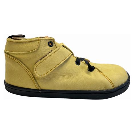 boty Pegres BF52 žluté