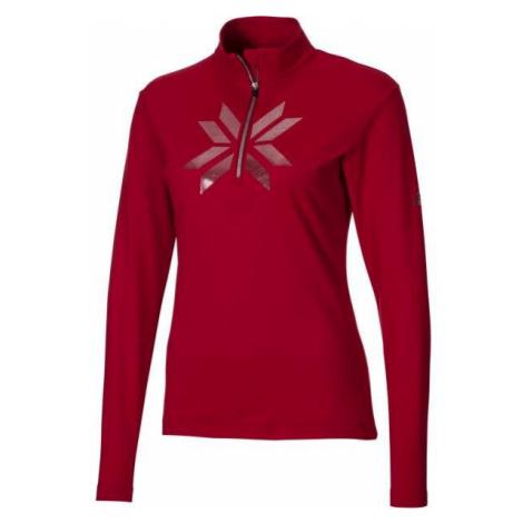 Tričko McKinley Daria II - červená