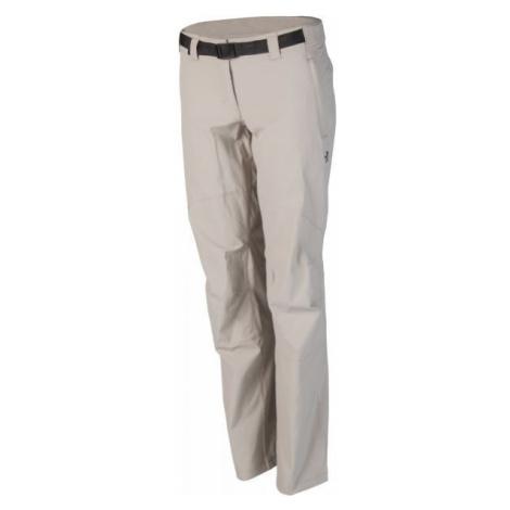 Willard CLARIKA béžová - Dámské outdoorové kalhoty