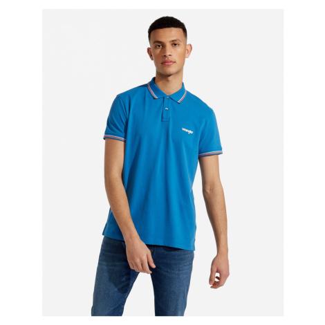 Wrangler pánské triko s límečkem W7B84K4DF