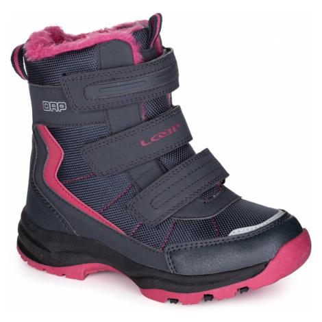 SNEEKY children's winter boots blue LOAP