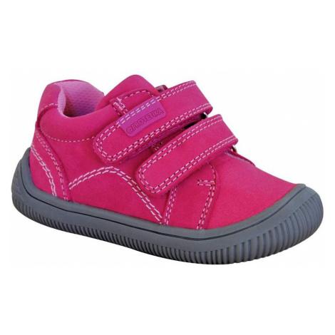 dívčí boty Barefoot LARS FUXIA, Protetika, fuchsia