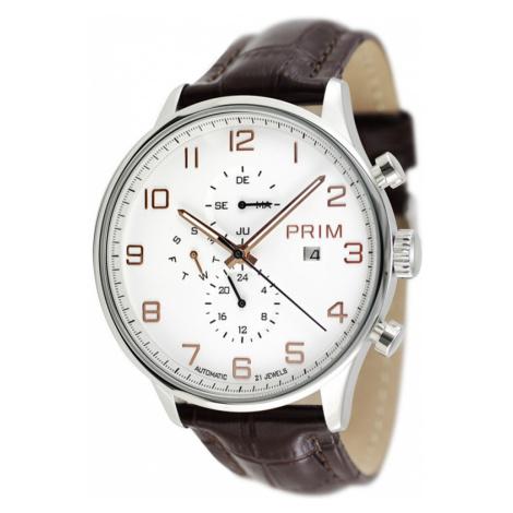PRIM W01P.10696.A, Pánské náramkové hodinky