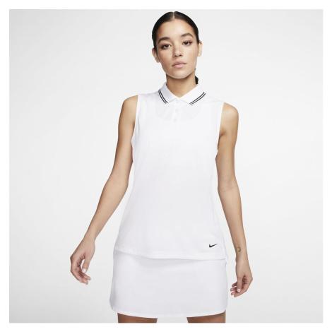 Nike Golf Sleeveless Polo dámské