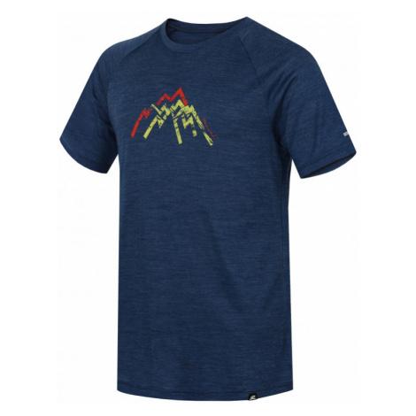 Pánské tričko Hannah Tarben moroccan blue
