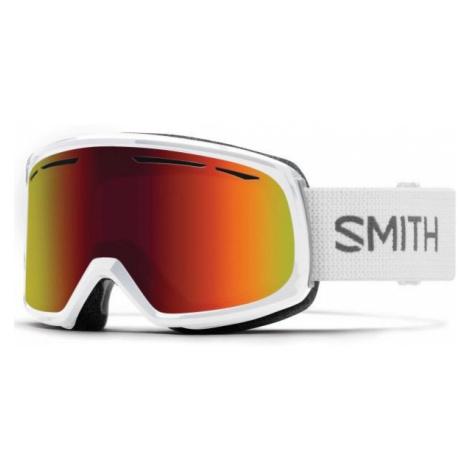 Smith DRIFT bílá - Dámské lyžařské brýle