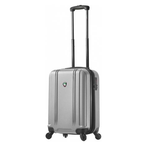 Kabinové zavazadlo MIA TORO M1210/3-S - stříbrná 35l - 44l
