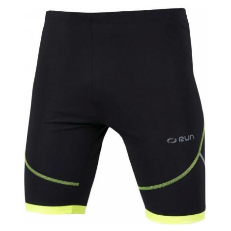 Axis RUN KALHOTY KRÁTKÉ černá - Pánské běžecké kalhoty