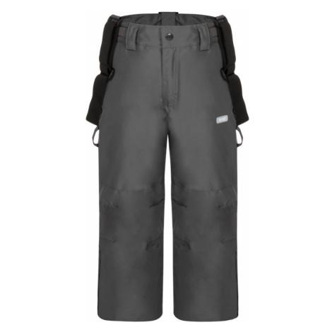 LOAP CUTIE Dětské lyžařské kalhoty OLK1919T71T šedá