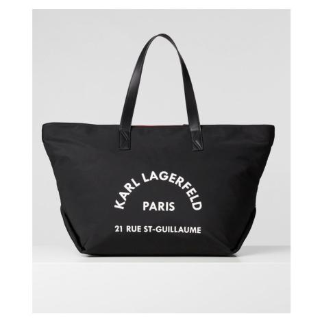 Kabelka Karl Lagerfeld Rue St Guillaume Big Tote