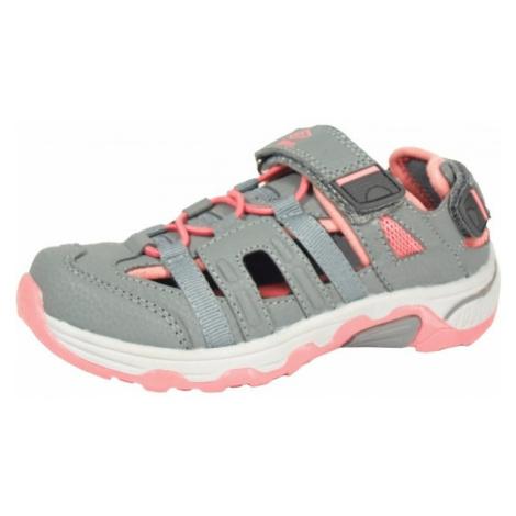 Umbro MIGEL šedá - Dětské sportovní sandály
