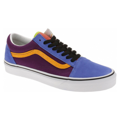Boty Vans Old Skool mix&match/grape juice/bright marigold
