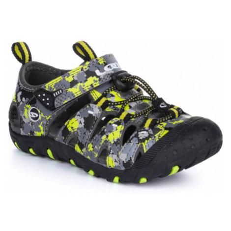 Loap BAM šedá - Dětské sandály