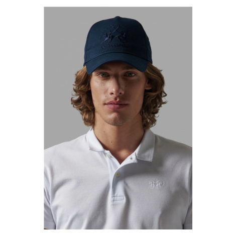 Kšiltovka La Martina Hat Iconos Twill