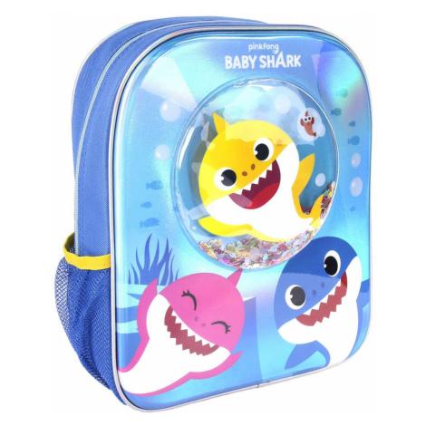 KIDS BACKPACK CONFETTI BABY SHARK