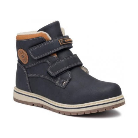 Šněrovací obuv Action Boy CP07-17010-05 Ekologická kůže /-Ekologická kůže