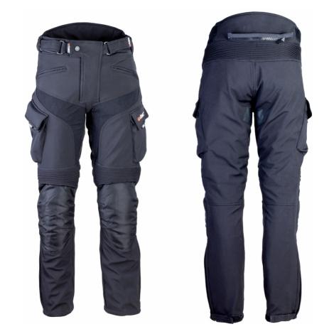 Pánské Softshellové Moto Kalhoty W-Tec Erkalis Černá
