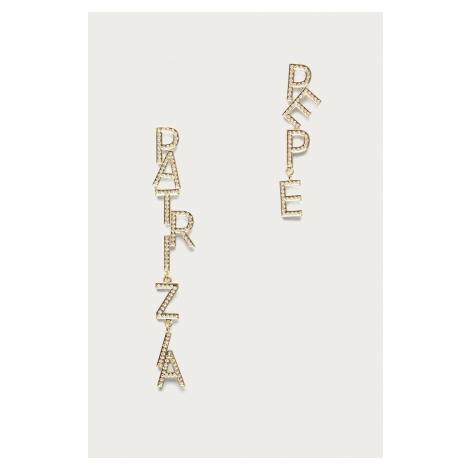 Zlaté náušnice - PATRIZIA PEPE