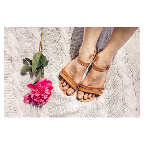 Barefoot sandály Be Lenka Summer - Brown 43