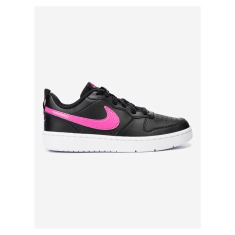 Court Borough Tenisky dětské Nike Černá