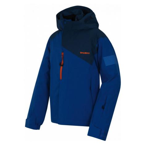 Dětská lyžařská bunda HUSKY Gonzal Kids modrá