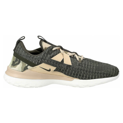 Obuv Nike Renew Arena Camo BQ7 Khaki / Bílá