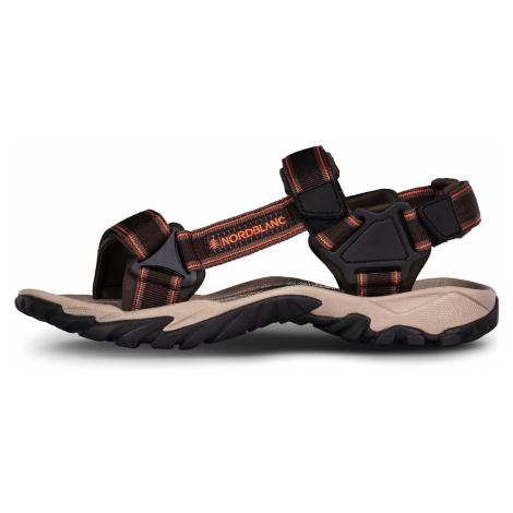 Nordblanc Tackie pánské sandály hnědé