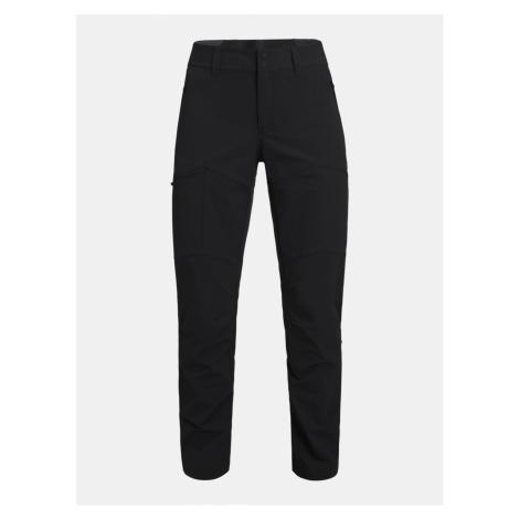 Kalhoty Peak Performance W Light Ss Carbon Pants - Černá