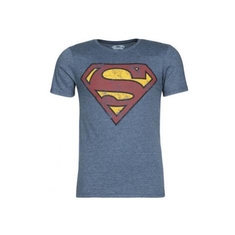 Casual Attitude SUPERMAN LOGO VINTAGE Modrá
