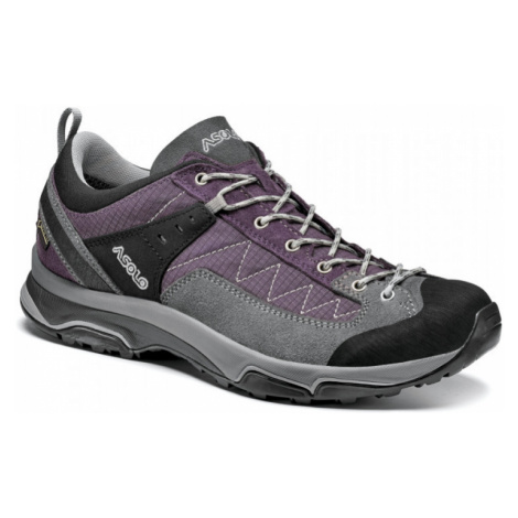 Dámské boty ASOLO Pipe GV ML grey/purple UK