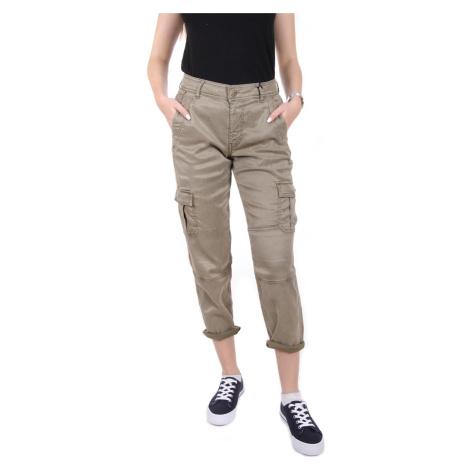 Guess dámské khaki kalhoty