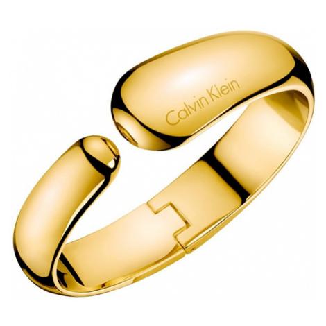 Calvin Klein Luxusní ocelový náramek Informal KJ6GJD10010 5,4 x 4,3 cm - XS