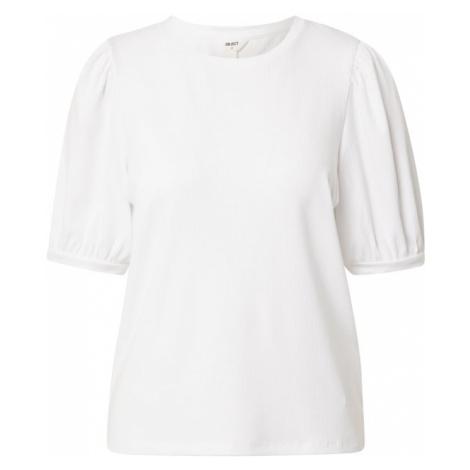 OBJECT Tričko 'Jamie' bílá