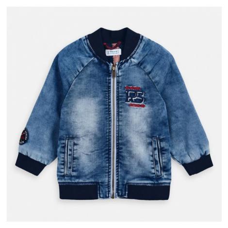 Chlapecká bunda Mayoral 3445   modrá