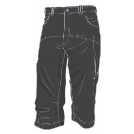 Pánské 3/4 kalhoty Warmpeace Boulder dark grey