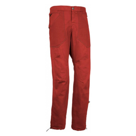 E9 kalhoty pánské N Ananas2 - W20, cihlová