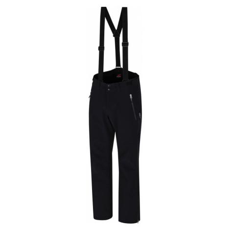 HANNAH SAMWELL Pánské lyžařské softshellové kalhoty 10000034HHX01 anthracite