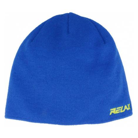 RELAX GUMBLE Zimní čepice RKH141E černá XXL