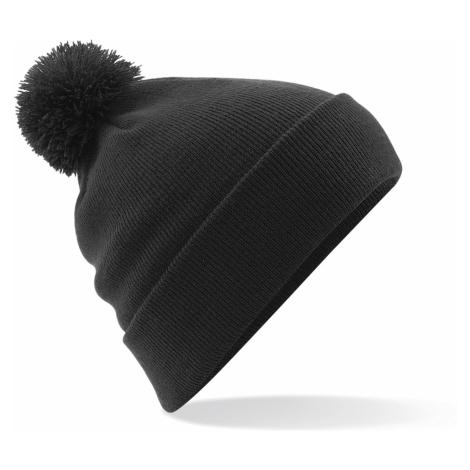 Pánská zimní čepice Original - černá Beechfield