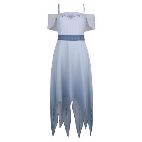 Frozen Elsa - Prom Šaty světle modrá