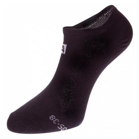 Unisex ponožky Alpine Pro 3UNICO - černá