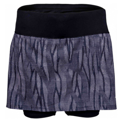 Lotto SPEEDRUN W II SKIRT PRT PL šedá - Dámská sportovní sukně