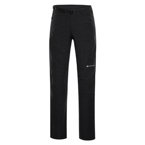 ALPINE PRO MUNIKA 2 Dámské softshellové kalhoty LPAS359990 černá