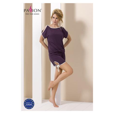 Dámské pyžamo Passion PY045 viskoza